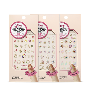 Etude House Play Nail Sticker [Jewel]