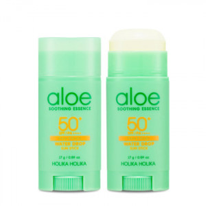 HolikaHolika Aloe Water Drop Sun Stick SPF50+ PA++++ 17g