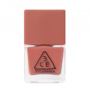 STYLENANDA 3CE Mood Recipe Long Lasting Nail Lacquer #RD07 9ml