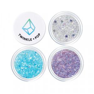 CLIO [Twinkle Pop] Jelly Glitter Trio 2.7g*3ea