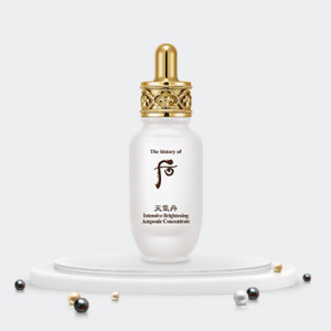 The History Of Whoo Cheongidan Intensive Brightening Ampoule Concentrate 30ml