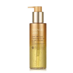 TONYMOLY Intense Care Gold 24K Snail Cleansing Oil Gel 190ml