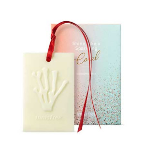 Innisfree [2019 Jeju Scent Picker] Scented Wax Tablet Sparkling Coral 65g