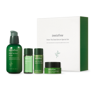 Innisfree Green Tea Seed Serum Special Set 1ea