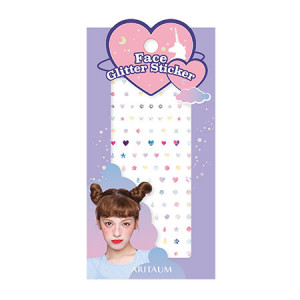ARITAUM Face Glitter Sticker 1ea