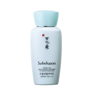 Sulwhasoo Hydro-aid Moisturizing Soothing UV Protection Fluid SPF50 50ml