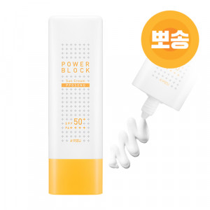 A'PIEU Power Block PPOSONG Sun Cream SPF50+PA++++ 50ml