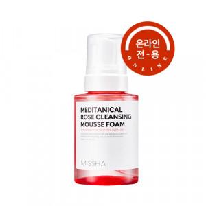 Missha Meditanical Rose Cleansing Mousse Foam [Online] 290ml