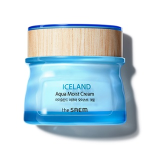 The Saem Iceland Aqua Moist Cream 60ml