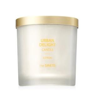 The Saem Urban Delight Candle Citron 160ml