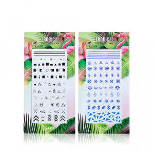 CLIO Nail Styler Sticker (17S Limited)1+1