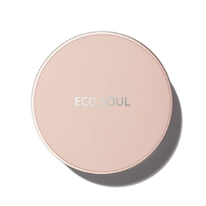 The Saem Eco Soul Bounce Powder #Ivory 10g