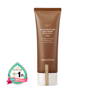 Innisfree Oat Mild Moisture Sun Cream 40ml