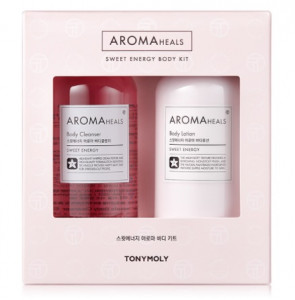 TONYMOLY Aroma Heals Body Set Sweet Energy