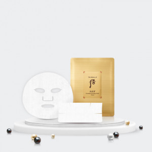 THE HISTORY OF WHOO Gongjinhyang Essential Firming Mask (Face&Neck)