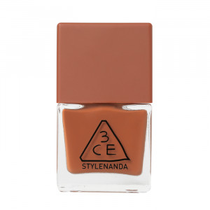 STYLENANDA 3CE Mood Recipe Long Lasting Nail Lacquer #BR07 9ml