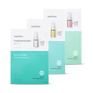 Innisfree Trouble Solution Mask 22ml