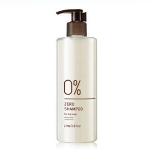 Innisfree Zero Shampoo (For Dry Scalp) 400ml [Online]