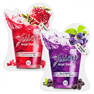 HolikaHolika Juicy Mask Sheet  1ea 20ml