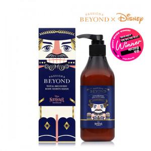 BEYOND x Disney Total Recovery Body Moisturizer [2018 Hoilday LTD] 450ml