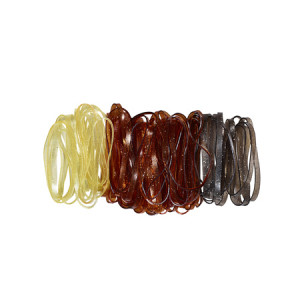 ARITAUM  The Professional Hair Polybands 100ea