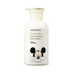 Innisfree [Hello 2020 Mickey Friends] My Perfumed Body Green Tangerine Cleanser 330ml