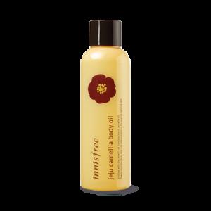 Innisfree Jeju Camellia Body Oil 200ml