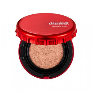 The Face Shop fmgt Coca Cola Ink Lasting Cushion SPF30 PA++ 15g