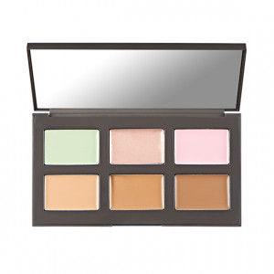 IT'S SKIN Life Color Palette (Contouring) 1.6g*3, 1.4g*3