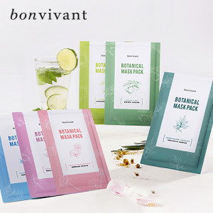MEMEBOX BONVIVANT Botanical Pure Mask Pack