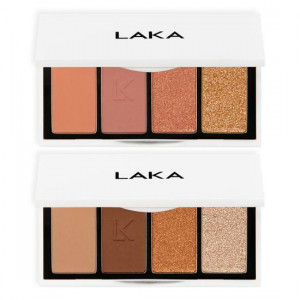 LAKA Just Eye Palette 6.8g