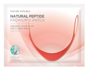 Nature Republic Natural Peptide Premium V Patch 1ea