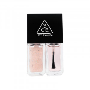 STYLENANDA 3CE Switch Nail Lacquer [#Petal] 4ml*2ea