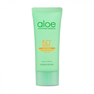 HolikaHolika Aloe Waterproof Sun Gel SPF50+ PA++++ 100ml