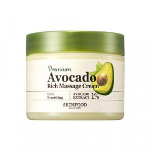 Skinfood Premium Avocado Rich Massage Cream 300ml