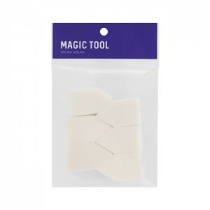 HOLIKA HOLIKA Magic Tool Foundation Sponge 6p