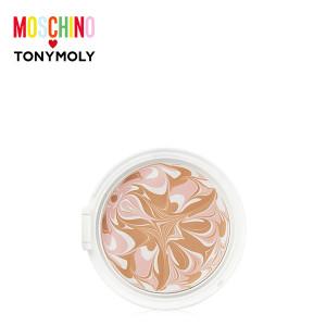 TONYMOLY [MOSCHINO] Chic Skin Essence Pact (Refill) SPF50+PA+++ 18g