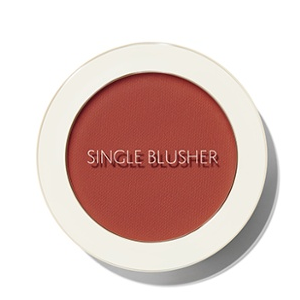 THE SAEM Saemmul Single Blusher [Yellow & Orange Color] 5g