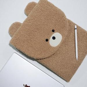 [R] Bandill Bebe Bear iPad/Lap top Pouch 1ea