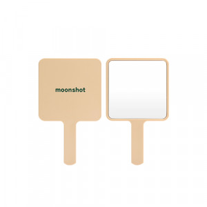 Moonshot Honey Coverlet Mini Hand Mirror 1ea