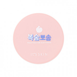[E] It's Skin Peach Peach Tone Blur Powder 6g