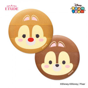 Etude House Tsum Tsum Collection Cushion Puff Chip & Dale