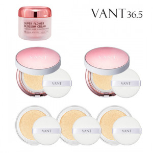 [H] VANT 36.5 All Master Sun Cushion Special Set (15g*2 + 50ml)