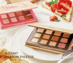CODEGlokolor N.Toast Shadow Palette 1g*12ea
