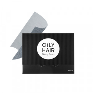 A'PIEU Oily Hair Blotting Papers 20pcs