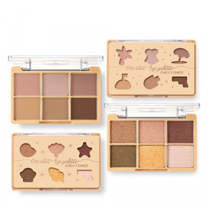 Chica Y Chico One Shot Eye Palette [Summer Edition] 9g