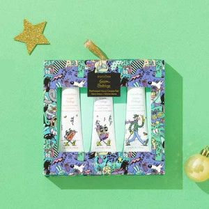 Innisfree [2020 Green Holiday] Perfumed Hand Cream Set  30ml*3ea