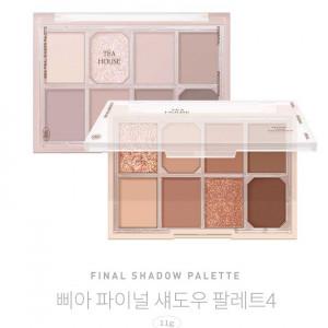 BBIA [Tea House] Final Shadow Palette #07 Meringue 11g