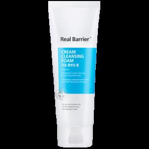 RealBarrier Cream Cleansing foam 150g