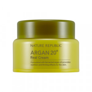 Nature Republic Argan 20˚ Real Cream 50ml